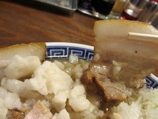 八ちゃんラーメン 肉中華ソバ(並) チャーシュー (2)