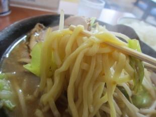 多菜加 特製味噌ラーメン 麺