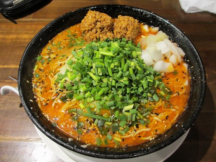 吉風フレスポ赤道 担々麺