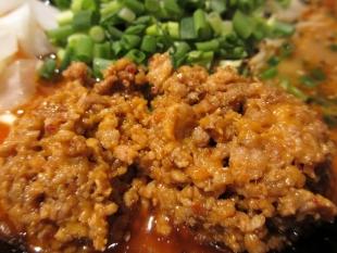 吉風フレスポ赤道 担々麺 具 (2)