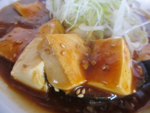 鶏処 麻婆麺 麻婆