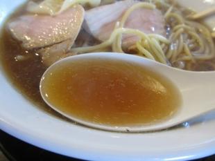 八堀之内 朝ラーメン スープ