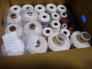 経糸用綿糸