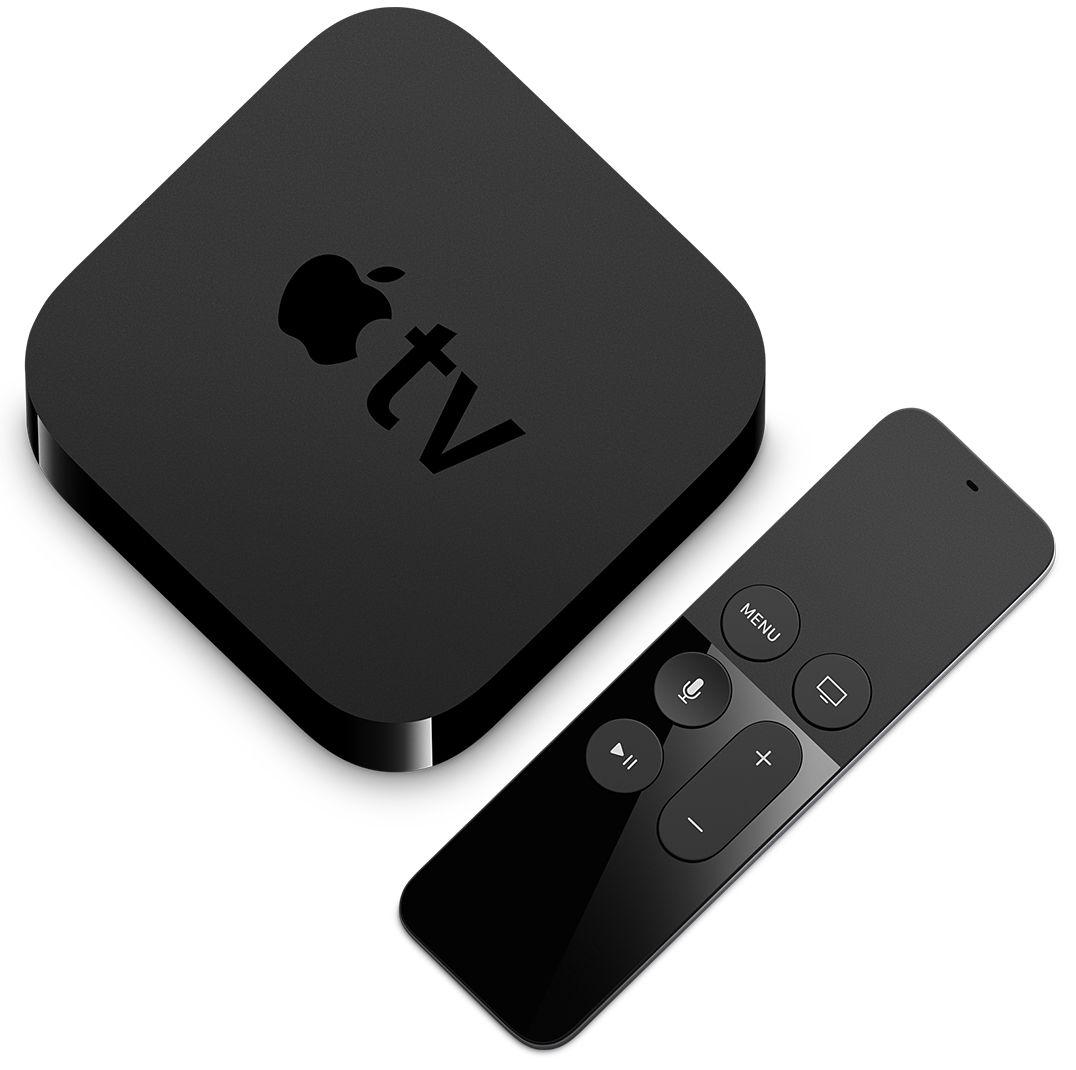 新型 Apple TVが発売されたぞ