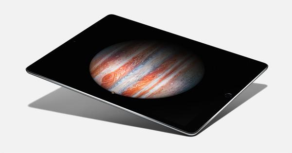 iPad Pro 触ってきたよ!!