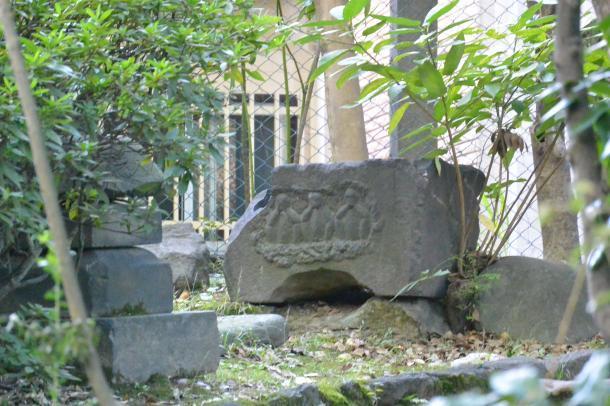 旧安田庭園⑥