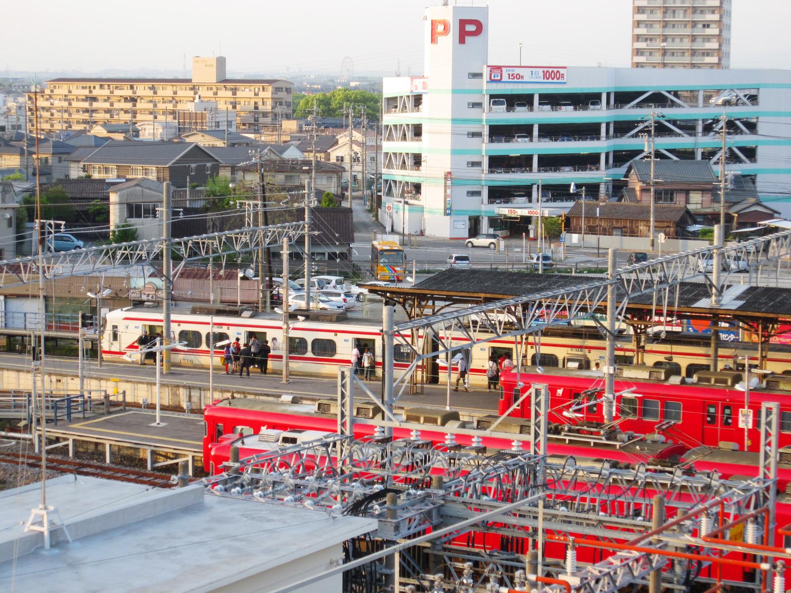 【第7没】愛知県知立市 知立駅