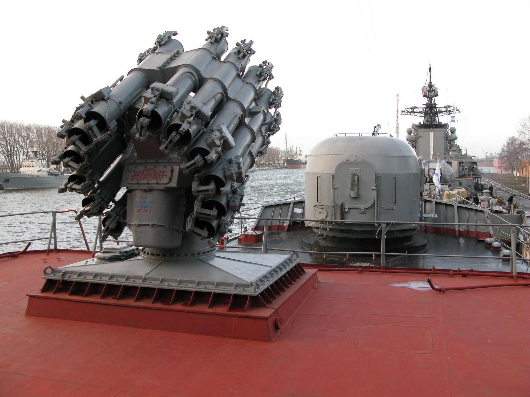 ロシア海軍の為の対潜/対魚雷ロケットの生産が再開される - N.G. ...