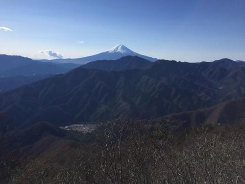 滝子山山頂2