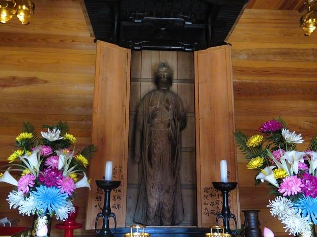 帝釈寺 聖観音立像