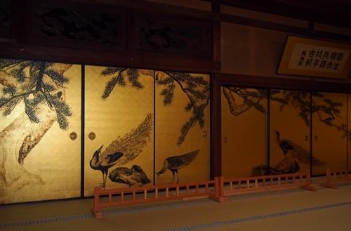 大乗寺襖絵