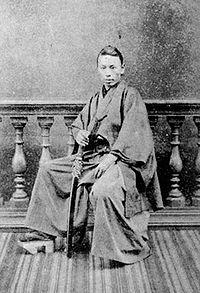 長州藩士時代の井上馨
