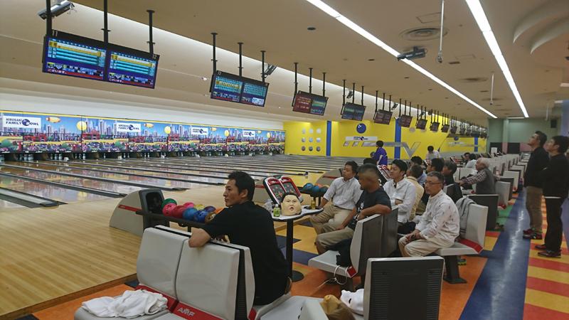 ボーリング大会 (3)