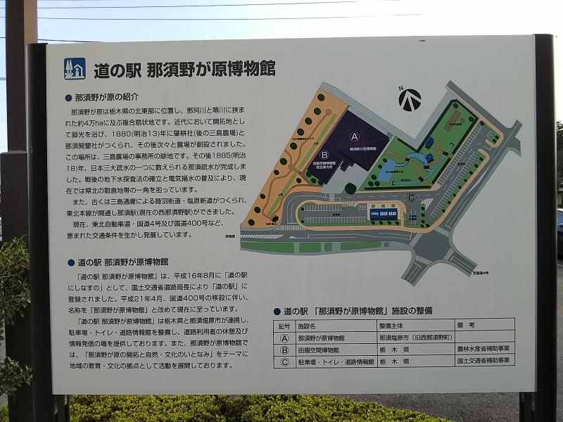 道の駅那須野が原博物館2018