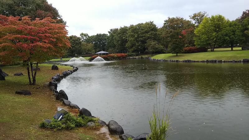 道の駅オアシスおぶせ公園2018
