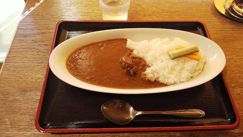 道の駅たばやま鹿カレー2018