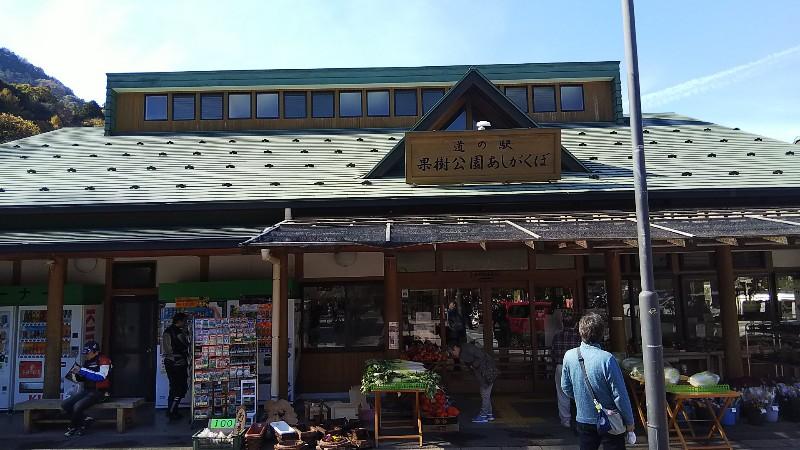 道の駅果樹公園あしがくぼ201811