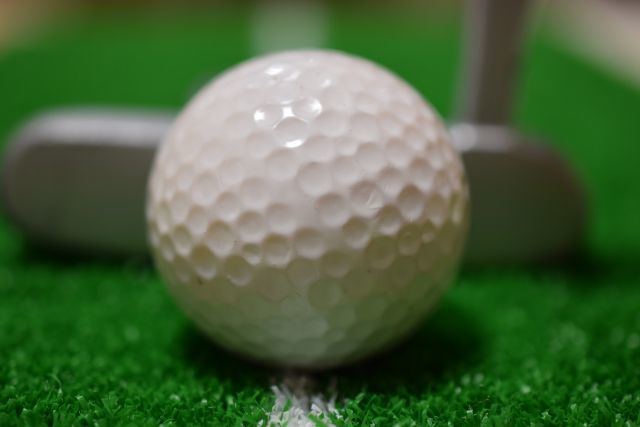ゴルフボール ディンプル