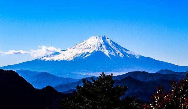 日本で2番目に高い山は何?