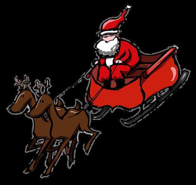 サンタクロースは、盗賊の守り神だった?
