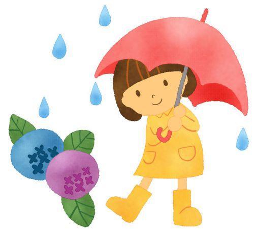 「雨がっぱ」と「河童」は、まったく関係がない?