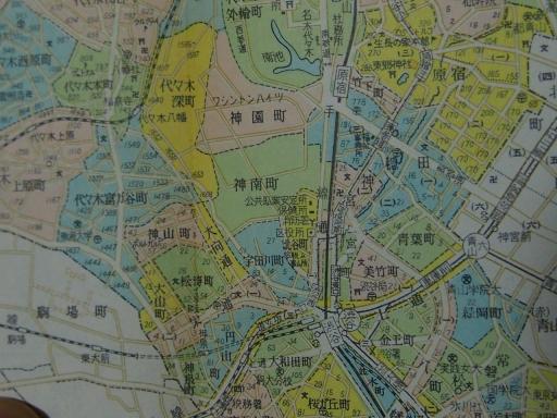 20170106・原宿地図03-3・昭和35年2月