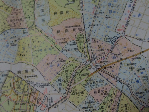 20170106・原宿地図06-3・昭和42年11月