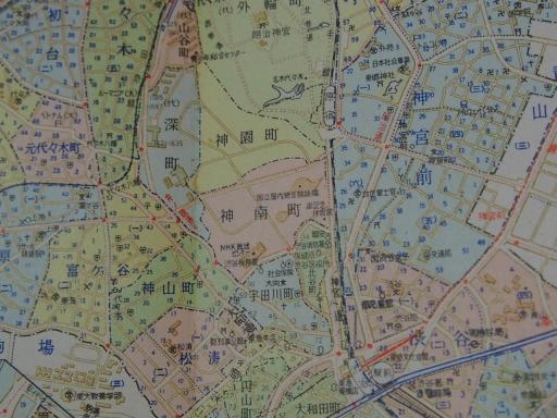 20170106・原宿地図07-3・昭和44年7月