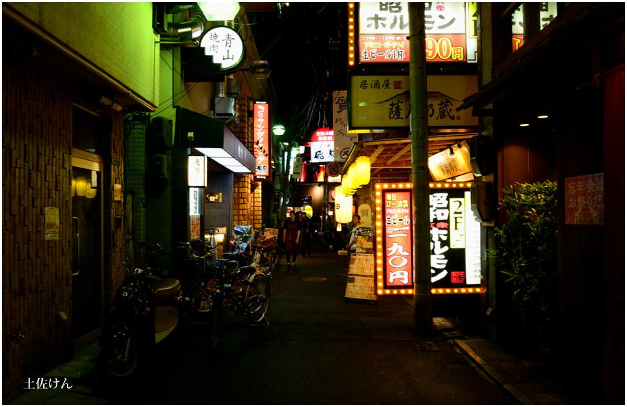 錦秋の京都6