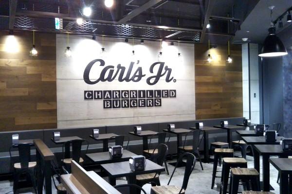 カリフォルニア産まれのカールスジュニア®(CARL'S JR. ®)はアメリカンテイストで気に入った