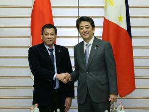 ドゥトルテ大統領 フィリピン