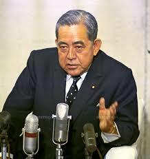 安倍総理 佐藤栄作