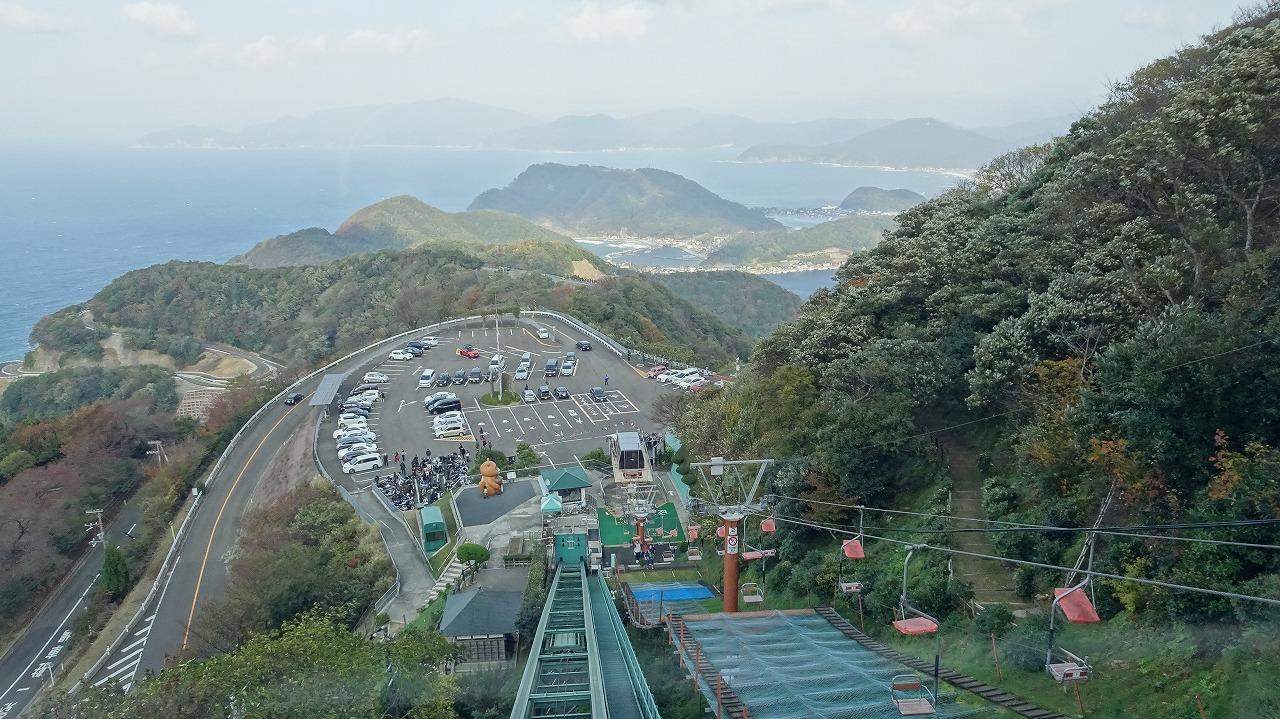 スーパーカー軍団と三方五湖観光 (2016年11月)