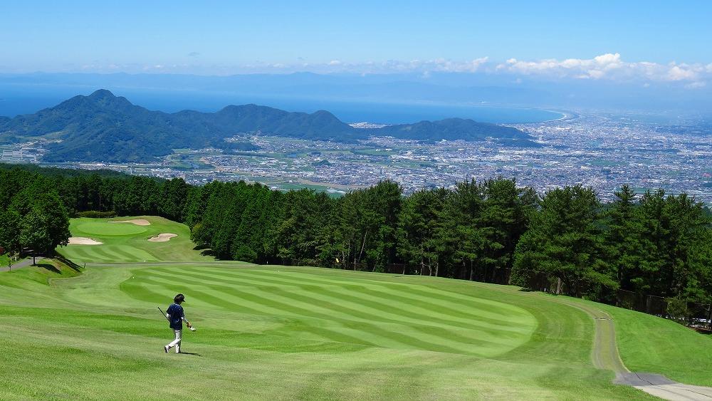 伊豆半島ゴルフ場制覇の歴史