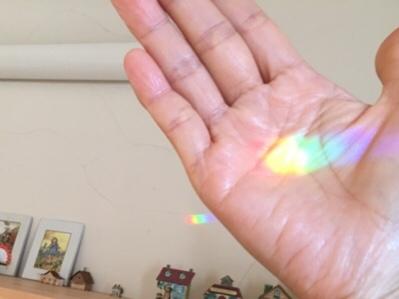 虹がいっぱい♪