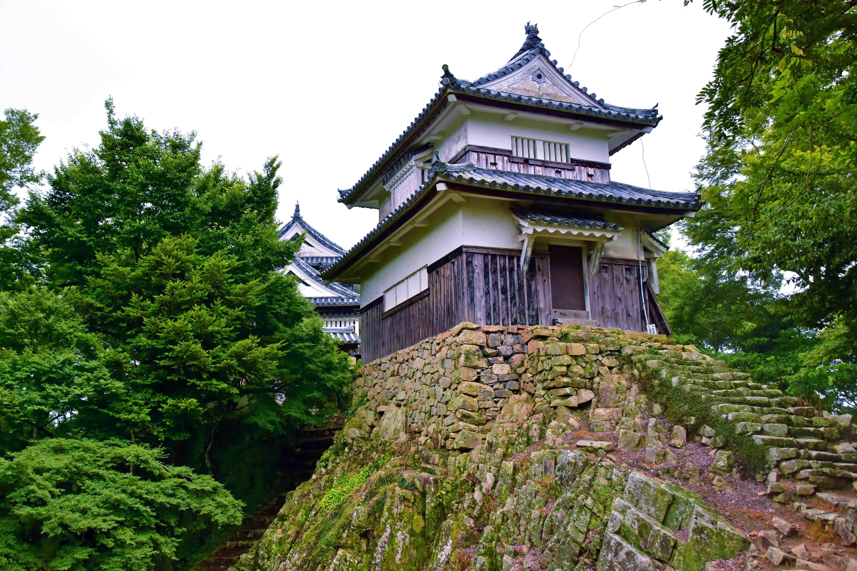 備中松山城 二層櫓