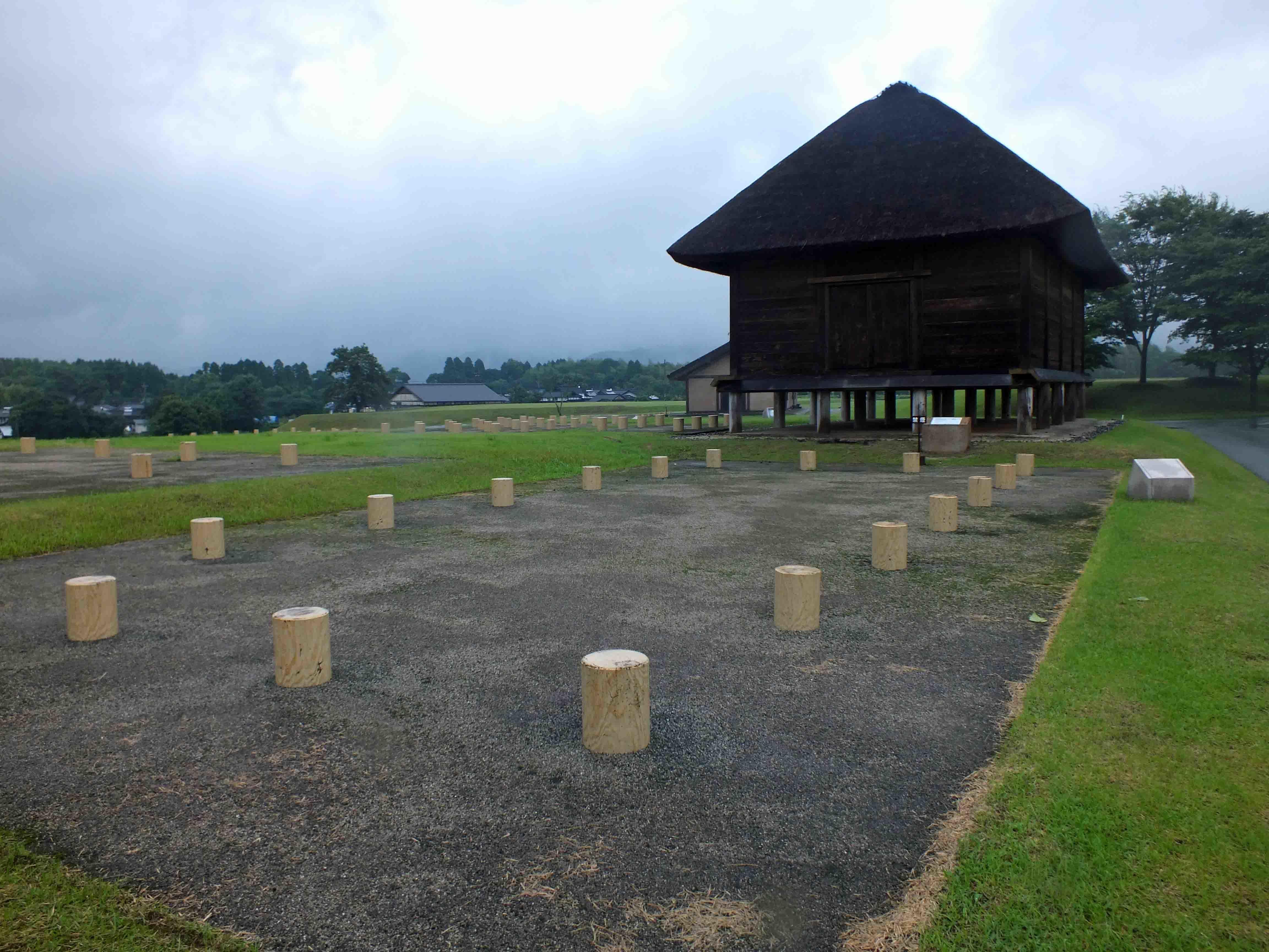 菊地城 倉庫