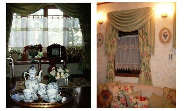 窓のおしゃれは、お化粧より着飾るのより楽しい♪